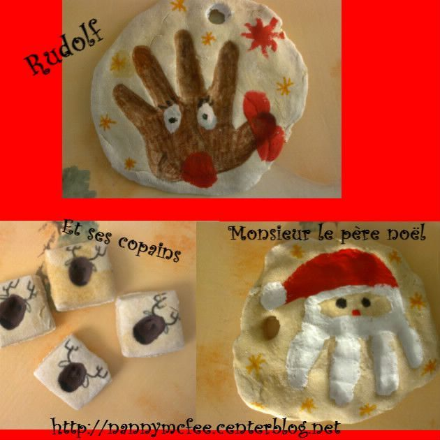 Pate A Sel Noel Pictures to pin on Pinterest